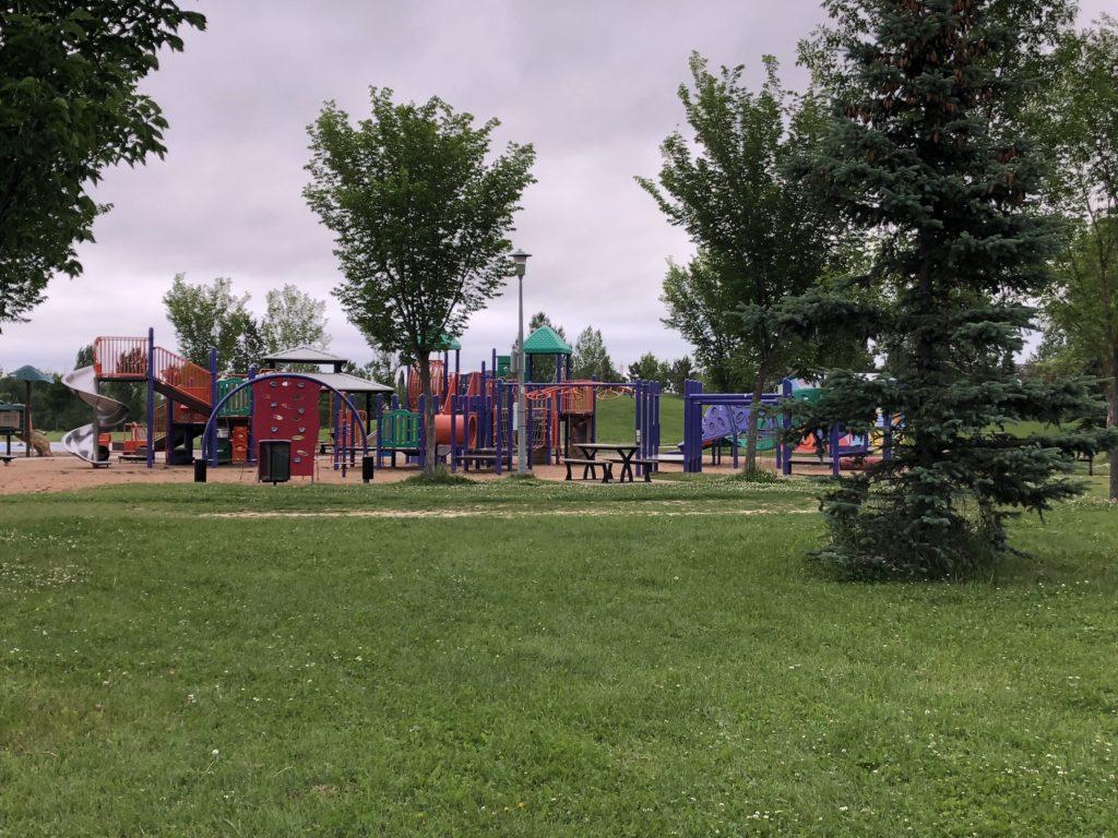 Glastonbury-playground