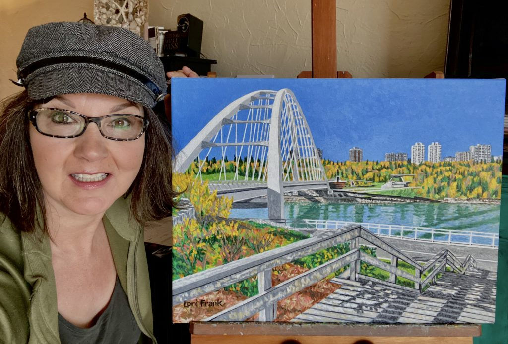 Lori Frank Edmonton Artist